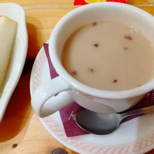 コメダ珈琲の小豆小町 桜が美味し過ぎる!