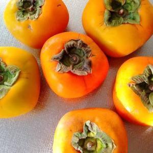 柿を美味しく食べる方法。ダイソーのセルフレジは高齢者に辛い