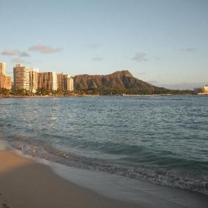 のんびり!Honolulu ひとり旅