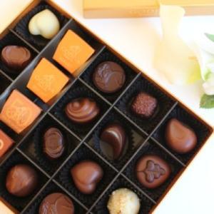 バレンタインデーにおすすめ!一番売れている高級ブランド「ゴディバ」の定番&限定チョコレート