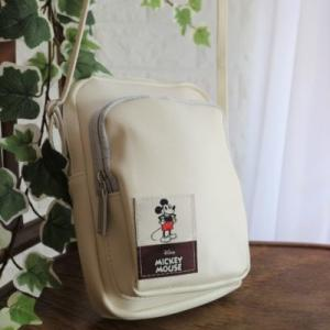 雑誌付録レビュー|InRedインレッド2020年4月号ミッキーマウスのミニバッグ