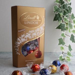 コストコの人気・おすすめ商品【チョコレート編】リンツリンドールトリュフをネットでお取り寄せしてみた