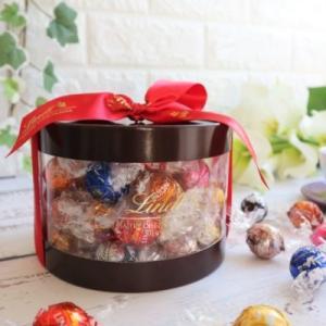 高級チョコレートで有名なリンツで人気の『リンドール』はやっぱり美味しかった。ギフトにおすすめ!