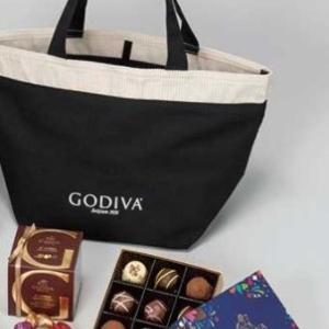 ゴディバ福袋『ニューイヤーハッピーバッグ2021』人気のチョコレート福袋がおすすめ