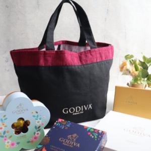 ゴディバ(GODIVA)福袋『ニューイヤーハッピーバッグ2021』ネタバレ!人気のチョコレート福袋は超おすすめだった