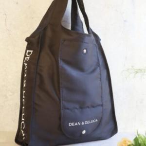 【ディーンアンドデルーカ】ロゴ付きショッピングバッグがおすすめ!畳み方も写真で解説します。