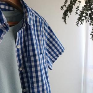 夏の制服化|無印良品のチェックシャツに決定!今年の新商品が可愛かった