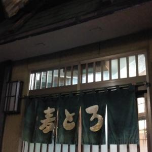 会津飲み♪麦とろ&ひょうたん寿司。