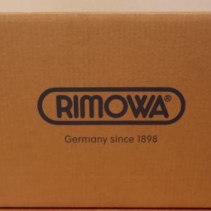 廃盤品のRIMOWA!リモワのビューティーケースを買ってみたのでレビューします!!