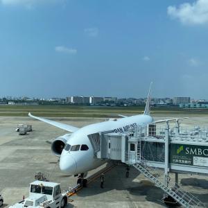 コロナ禍のJAL国内線サクララウンジ(大阪伊丹国際空港)をレポートします!