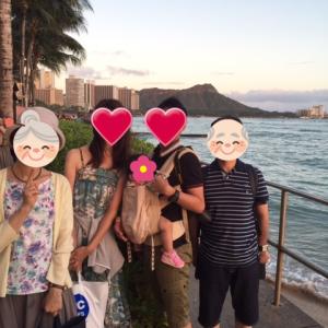 初めての三世代ハワイ旅行は楽しすぎた!旅行記ダイジェスト