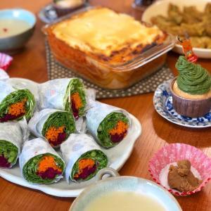 調理は楽して余裕あるおもてなしを!ベジークリスマス!季節のマクロビオティックスタート