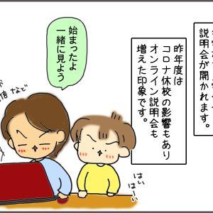 中学受験、学校見学へ行こう(1)。