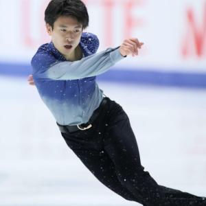 NHK杯(男子SP)感想