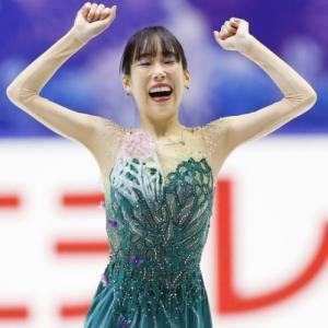 NHK杯(女子FS)感想