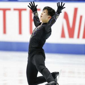 NHK杯(男子FS)感想