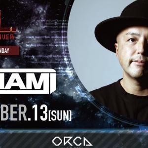 "2019/10/13 ""S.O.L. @ ORCA"""