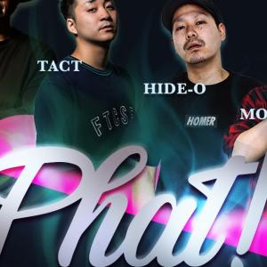 "2020/1/17 ""Phat! @ Giraffe Japan"""