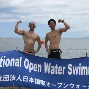 水泳できりゃ何でもできる。あとは一歩前に踏み出すならぬ泳ぎ出すだけ!