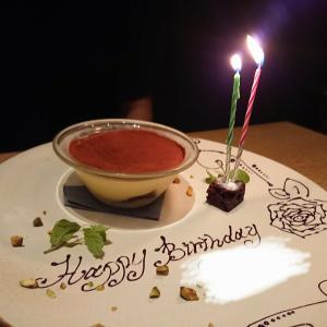 長男の誕生日ディナー「オービカ モッツアレラバー横浜店」