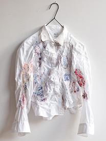 ヌイプロジェクトのシャツ