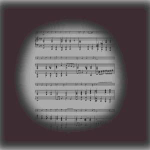 瞼の裏の楽譜