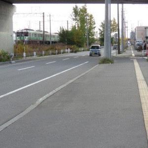 札幌市手稲区、西区ぐるっと回って47.5キロの旅