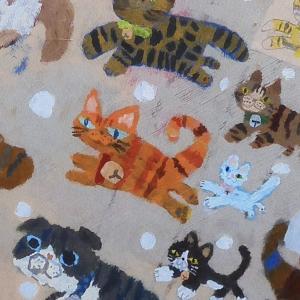 神戸北野美術館「ニャンタクロース」発売記念、イベント情報
