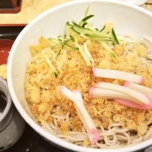 蕎麦『小諸そば』 八重洲 5月