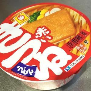 カップ麺『赤いきつね』 7月