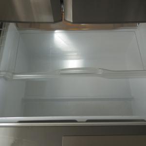 ようやく見直した冷蔵庫収納