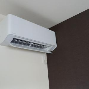 新しいエアコン設置!とエディオンさんへの恩返し♪