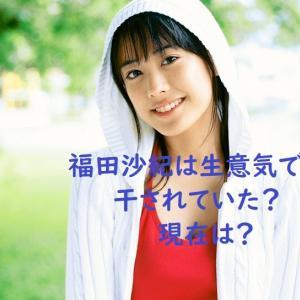 福田沙紀は態度が悪くて干されていた?共演NG女優は誰?櫻井翔も?
