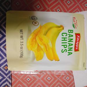 成城石井のバナナチップ