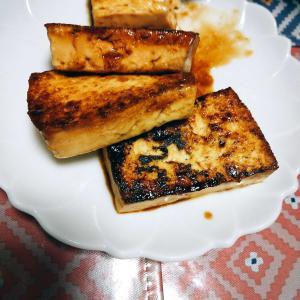 木綿豆腐ステーキ