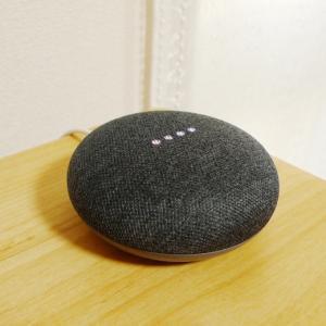 ダウン症者対応のスマートスピーカーGoogle Home