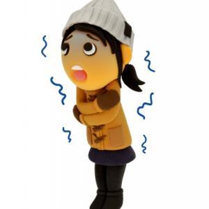 早希ちゃんは寒暖差アレルギー?
