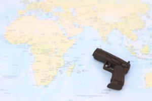 悲しい出来事!南アフリカでダウン症候群の少年が銃で撃たれて死亡したそうです