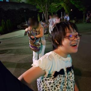 早希ちゃんと多摩動物公園のナイトZooに行く