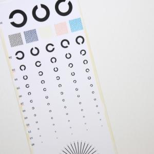 早希ちゃんの視力検査が面白い