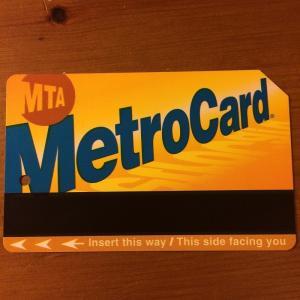 【NYの地下鉄情報】古いメトロカードはどうしたらいいの?
