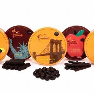 お土産に最適♪ NYデザインのチョコレート