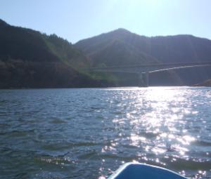 新春初釣りは・・・梅〇湖