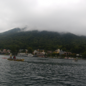 解禁中禅寺湖