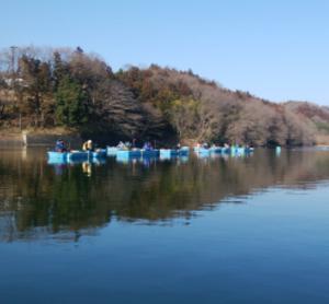 テストと釣り・・・群馬県