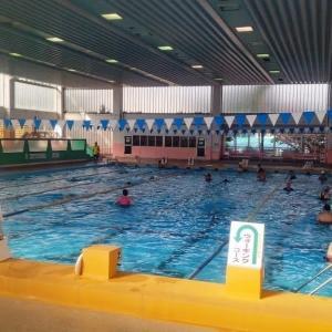 プール再開・水泳でなんとか体力維持