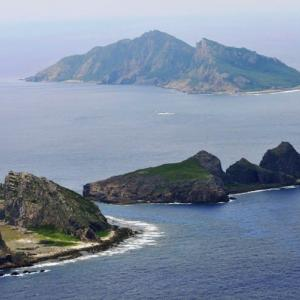 最近の尖閣諸島周辺の動向