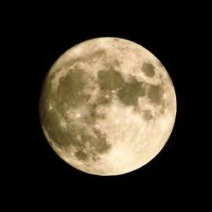 中秋の名月、今晩は見えるかな?