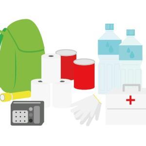 【災害の備え】避難場所に持っていくべき防災グッズ、生活用品まとめ