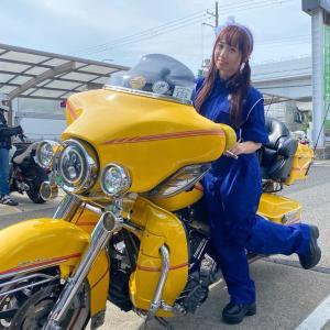 さおりんヘルメットコーティング(*´ω`*)